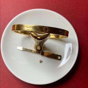 Vintage Charles Revson/Cartier  Love Bracelet